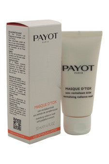 Masque D'Tox Revitalising Radiance Mask by Payot 1.6 oz  Mask for Women