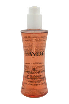 Gel Demaquillant D'Tox Cleansing Gel - Cinnamon Extract by Payot 6.7 oz  Gel for Women