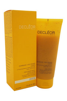 Gommage 1000 Grains Body Exfoliator by Decleor 7.5 oz  Exfoliator for Women