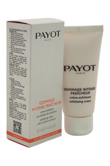 Gommage Intense Fraicheur Exfoliating Cream by Payot 1.6 oz  Exfoliating Cream for Women