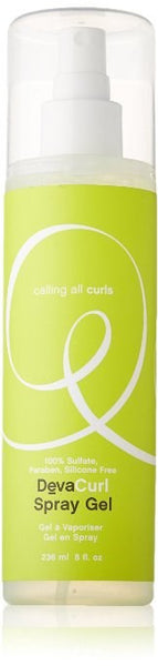 Devacurl Spray Gel, 8.0 fl oz