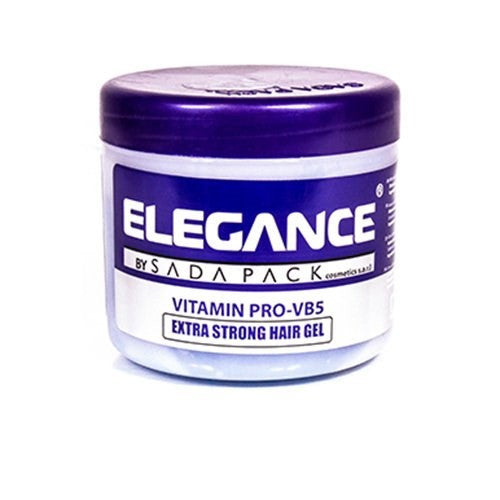 Elegance Gel Medium Hold (Extra Strong Protection) , 17.6 oz - BEAUTY IT IS