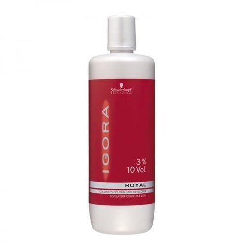 Schwarzkopf Igora Royal Developer - 3% / 10 Vol - BEAUTY IT IS