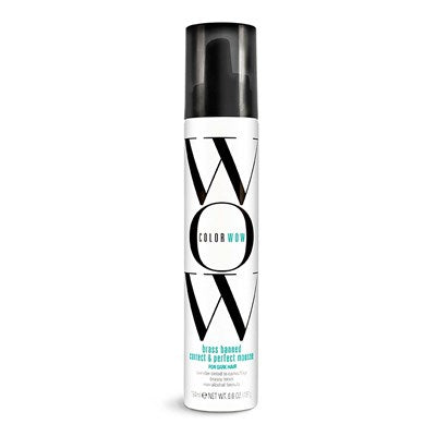 Color Wow Brass Banned Mousse for Dark Hair, 6.8 oz