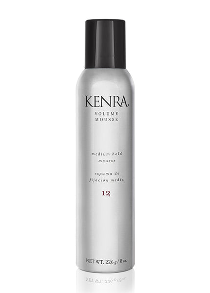 Kenra CLA VOLUME STYLING MOUSSE #12, 8 OZ
