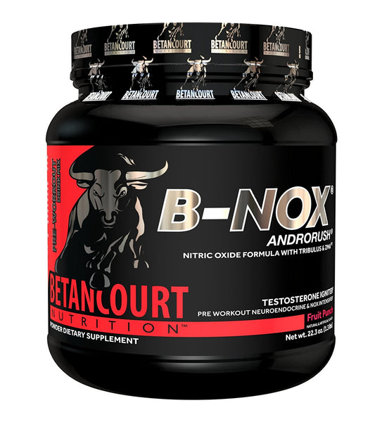 Betancourt Nutrition B-NOX Androrush Fruit Punch, 35 Servings