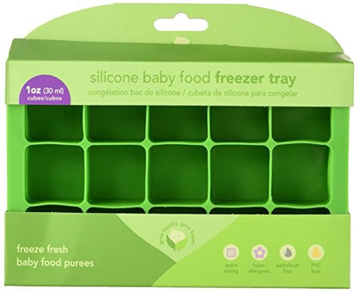Green Sprouts Silicone Freezer Tray