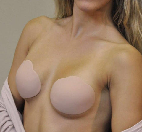 Bring It Up Clear Breast Shapers Size A/B
