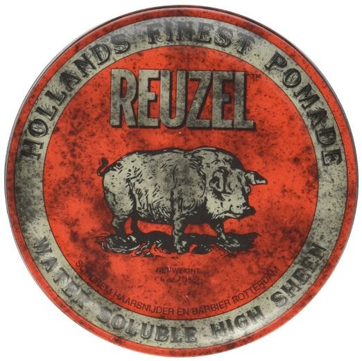 Reuzel Red Pomade Water Soluble 4 Ounce