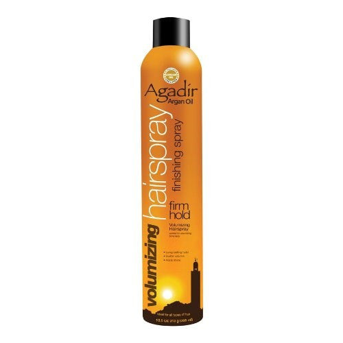 Agadir Argan Oil Firm Hold Volumizing Hair Spray, 10.5 oz - BEAUTY IT IS