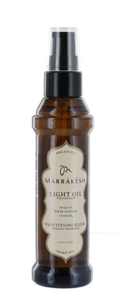 Earthly Body Marrakesh Oil Hair Styling Elixir - Light 2 Oz