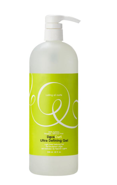 DevaCurl Ultra Defining Gel, 32 oz - BEAUTY IT IS
