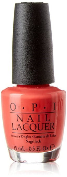 OPI Nail Lacquer Live Love Carnaval NL A69, 0.5 oz