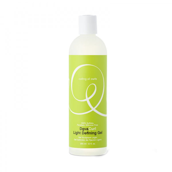 Deva Curl Light Defining Gel, 12 Oz - BEAUTY IT IS