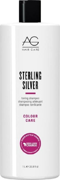 AG Hair Sterling Silver 33.8-ounce Shampoo - BEAUTY IT IS