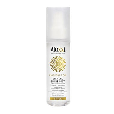 Aloxxi Essential 7 Dry Oil Shine Mist, 3.4 oz