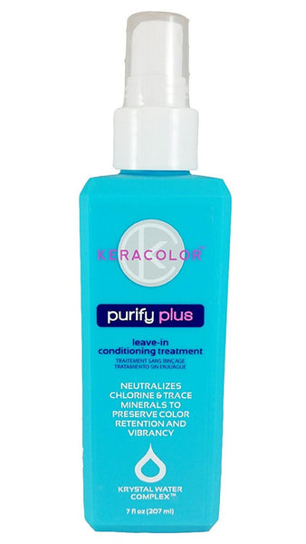 Keracolor Purify Plus Leave-In Conditioning Treatment 7 oz