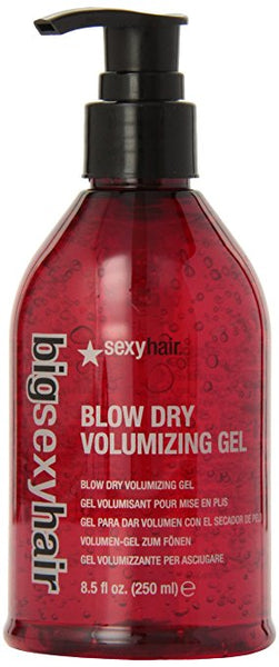 Sexy Hair Blow Dry Volumizing Gel 8.5 Ounce