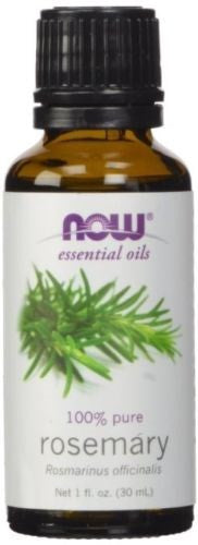 NOW Foods Rosemary Oil, 1 oz