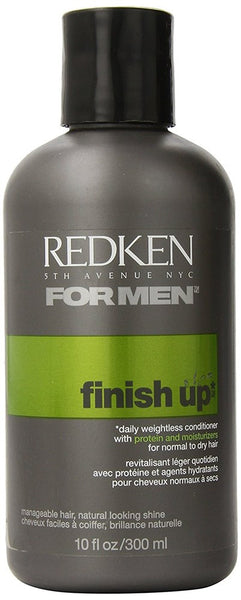 Redken Finish Up Daily Weightless Conditioner Men, 10 Ounce