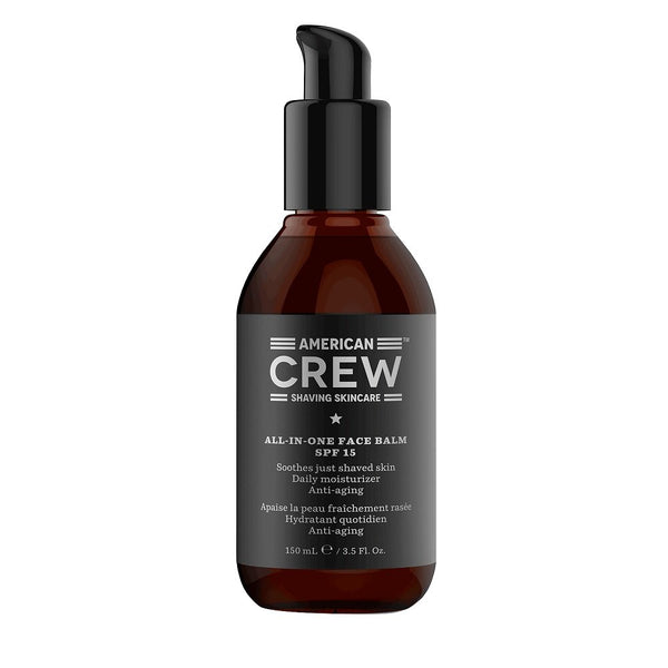American Crew All-In-One Face Balm SPF 15 5.7 Ounce