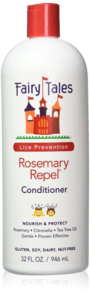 Fairy Tales Rosemary Repel Cream Conditioner, 32 oz