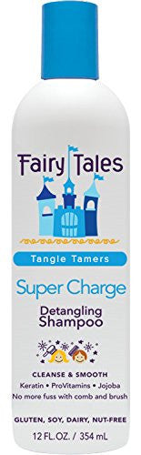 Fairy Tales Super-Charge Detangling Shampoo for Kids, 12 oz - BEAUTY IT IS