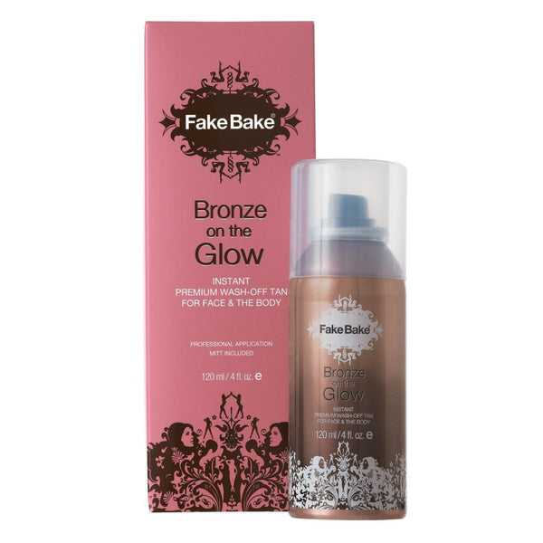 Fake Bake Bronze on the Glow, 4 oz