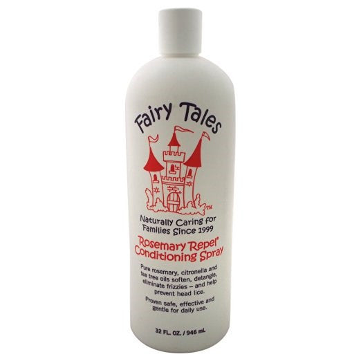 Fairy Tales Rosemary Repel Conditioning Spray, 32 oz