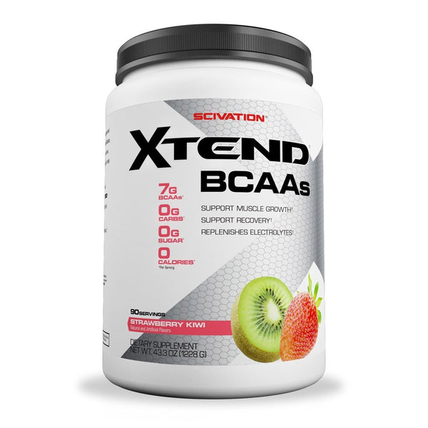 Scivation Xtend BCAAs Strawberry Kiwi 90 Servings