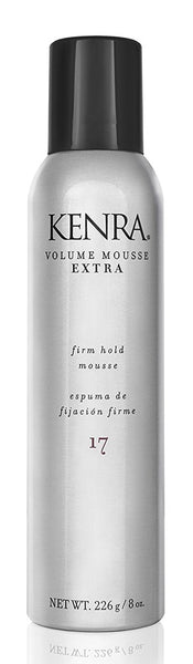 Kenra CLA VOLUME MOUSSE EXTRA #17 8 OZ