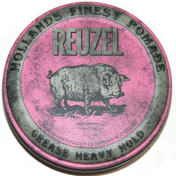 Reuzel Pink Heavy Grease 12 Ounce