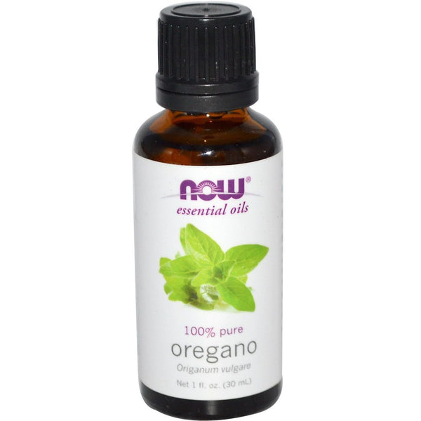 NOW Foods OREGANO OIL  1 OZ