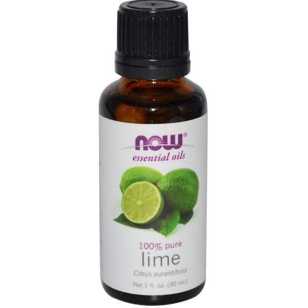 NOW Foods LIME OIL  1 OZ