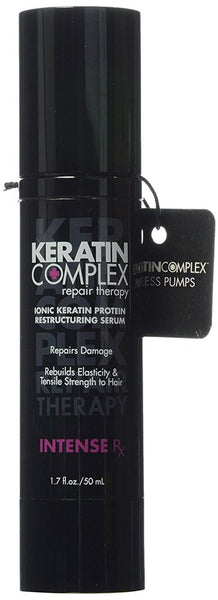 Keratin Complex Repair Therapy, Iionic Intense Rx, 1.7 Fluid Ounce
