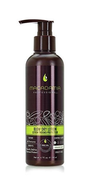 Macadamia Blow Dry Lotion, 6.7 oz
