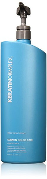 Keratin Complex Keratin Color Care Conditioner, 33.8 oz