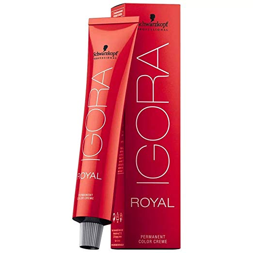Schwarzkopf Igora Royal Permanent Hair Color 7-00 Medium Blonde Forte 2.1 Ounce