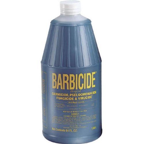Barbicide Disinfectant Concentrate 1/2 gal, 64oz, 0