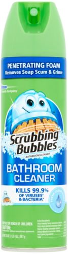 Scrubbing Bubbles Bathroom Grime Fighter Rainshower 20 Ounce