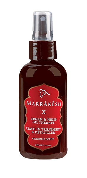 Earthly Body Marrakesh X Leave-In Treatment & Detangler, 4 oz