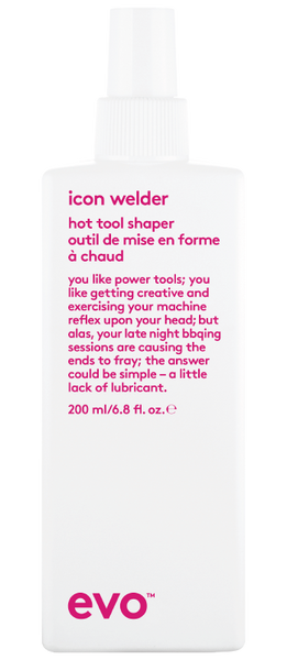 EVO icon welder hot tool shaper, 200 ml