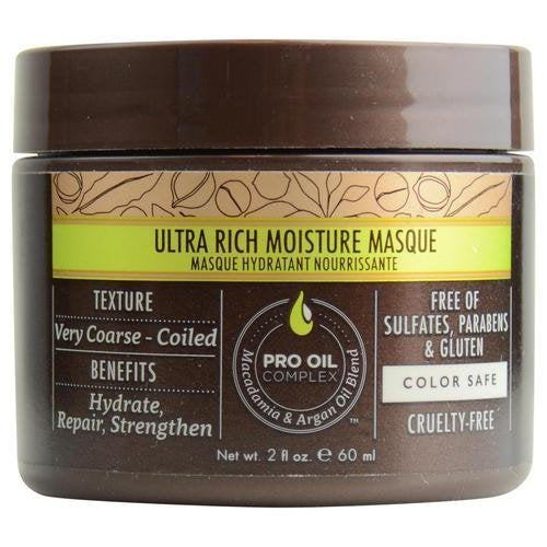 Macadamia Ultra Rich Moisture Masque, 2 oz