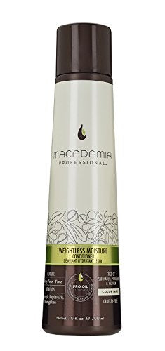 Macadamia Weightless Moisture conditioner, 10 oz