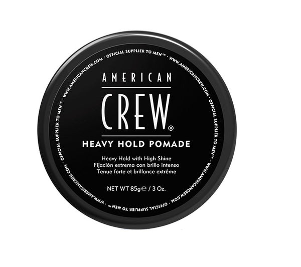 American Crew Heavy Hold Pomade, 3 OZ
