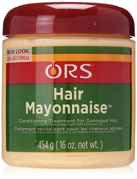 Organic Root Stimulator Hair Mayonnaise Treatment, 16 Ounce