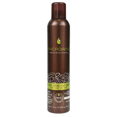Macadamia Style Lock Strong Hold Hair Spray, 10 oz