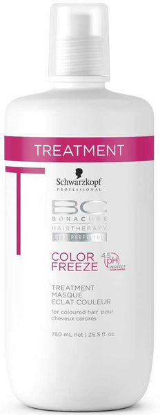Schwarzkopf BC Color Freeze Treat 750 USA, 25.5oz
