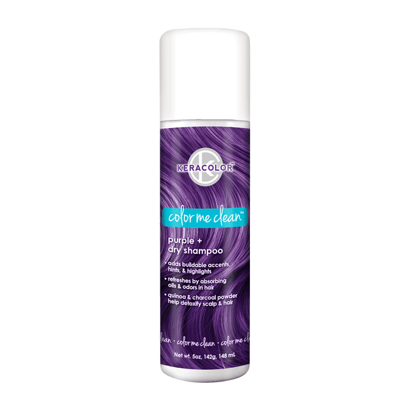 Keracolor Purple Pigmented Dry Shampoo 5 Ounce