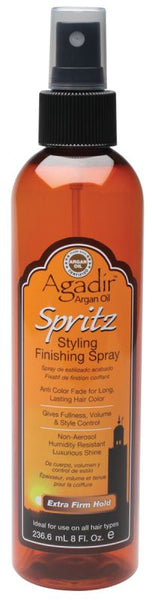 Agadir Argan Oil Spritz Extra Firm Hold 8 Ounce